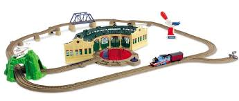 r c thomas at tidmouth sheds thomas and friends trackmaster wiki