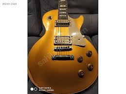 Gibson Custom Shop 1957 Les Paul Goldtop Heavy Relic At Sahibinden