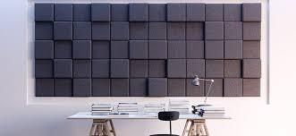 3D BAUX Tiles In Office