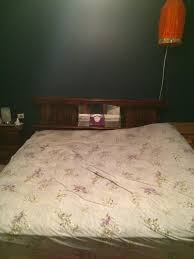 Waterbed Headboards King Size by Best King Size Waterbed Frame And Headboard Used For Sale In
