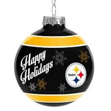 Pittsburgh Steelers Christmas Tree Ornament