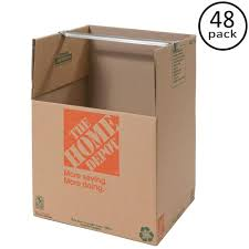 100 Home Depot Moving Trucks The 24 In L X 24 In W X 34 In D Wardrobe Box