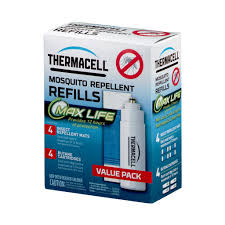 max life mosquito repeller refill value pack thermacell