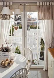 rideaux de cuisine originaux rideau fenetre cuisine inspirations et barre basic diam mm blanc