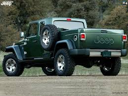 What Do You Want The Wrangler Pickup To Look Like? 2 Or 4 Door ...