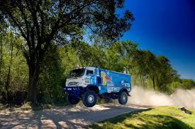 100 Master Truck WABCO Supports Defending Champion KAMAZ Team With High