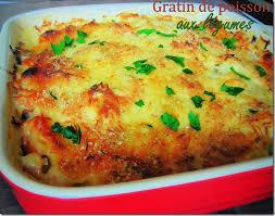 recette cuisine poisson gratin de poisson sauce bechamel le cuisine de samar