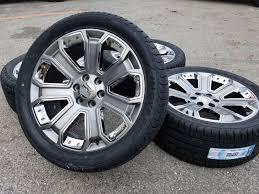 100 Chevy Truck Wheels And Tires 2018 GMC Yukon Denali Sierra 1500 Silverado Tahoe Rims