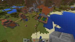 Pumpkin Pie Farm Minecraft by 8 Things To Know About Villages And Trading In Minecraft Windows