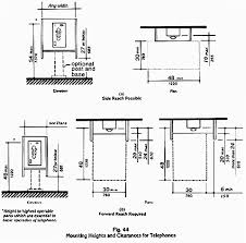 Recessed Fire Extinguisher Cabinet Mounting Height by Ada Fire Extinguisher Cabinet Mounting Height Nrtradiant Com