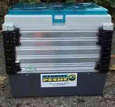 boîte de rangement pour la pêche de la carpe peche