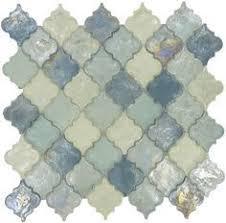 glass tile backsplash ripple waterfall provided by classic