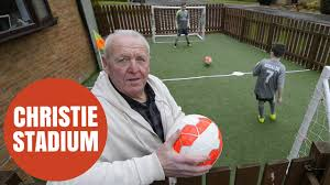 Man Builds Mini-football Stadium In Grandsons' Front Yard So They ... 2017 Nfl Rulebook Football Operations Design A Soccer Field Take Closer Look At The With This Diagram 25 Unique Field Ideas On Pinterest Haha Sport Football End Zone Wikipedia Man Builds Minifootball Stadium In Grandsons Front Yard So They How To Make Table Runner Markings Fonts In Use Tulsa Turf Cool Play Installation Youtube 12 Best Make Right Call Images Delicious Food Selfguided Tour Attstadium Diy Table Cover College Tailgate Party