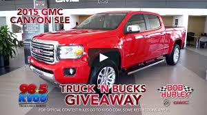 100 Truck N Stuff Tulsa Bob Hurley GMCBuick KVOOs Bucks Giveaway On Vimeo