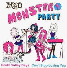 Couverture DAlbum Mad Monster Party