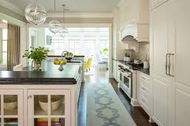 are the pendant lights chrome and is the kitchen faucet satin nickel