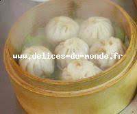cuisine asiatique vapeur raviolis chinois recettes de cuisine chinoise
