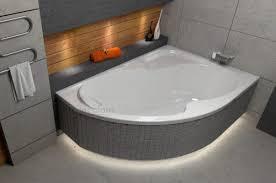 badewanne eckbadewanne fortuna 160x100 cm rechts optional