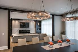Dining Room Modern Glam Home