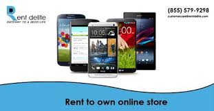 Back to School sale from RentDelite Shop and Get 25 % off on Brand New Smartphones puters & more… Rent To Own line