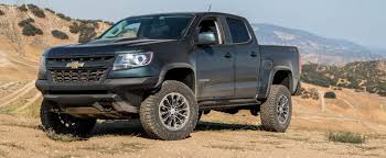 Best Pickup Truck Of 2018: Chevrolet Colorado ZR2 | Chevrolet Barbados