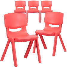 Plastic Stack Chair-15.5
