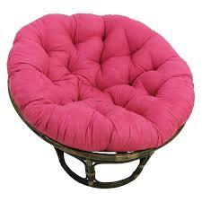 Walmart Papasan Chair Cushion by International Caravan Papasan Chair With Solid Micro Suede Cushion