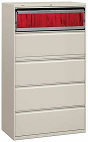 lateral file cabinet hon 42 5 drawer lateral file cabinet 895l