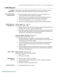 Sample Resume Summary Administrative Assistant Valid Samplee Objective Statement For Of Job