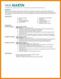 8 Construction Administrative Assistant Resume Hr Cover Letter