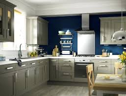 Full Size Of Navy Blue Kitchen Cabinets Painted Island Small Cabinet For Delectable
