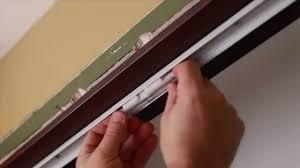 comment poser une porte de chambre installation d une porte pliante