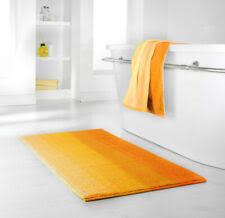 dyckhoff badteppich colori gelb 60x100cm