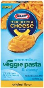 Vege Mac & Cheese