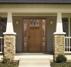 Therma Tru Patio Doors by Thermatru Entry Door Replacement In Kansas City French Patio