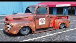 100 Ford F1 Truck 1949 Hot Rod Pickup 2016 Kavalcade Of Kool YouTube