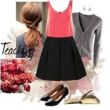 how to dress like a teacher teacher pinterest teacher