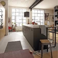 cuisines delinia meuble de cuisine delinia composition type mat édition noir