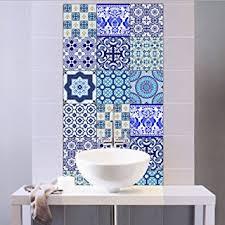 stickers carrelage salle de bain extsud set de 10 pcs sticker carrelage autocollant 20x20cm