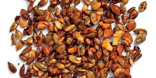 Pumpkin Seed Brittle Bon Appetit by Roasted Pumpkin Seeds Tips And Tricks Epicurious Com