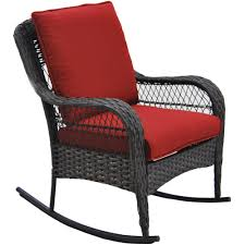 Better Homes & Gardens Colebrook Outdoor Rocking Chair ... Eames Molded Plastic Armchair Rocker Base Herman Miller Pembrook Upholstered Plowhearth Rocking Chair Repair Custom Made Nursery Or Home Glider Cushion Wilson Fisher Westwood All Weather Wicker Cushioned Patio The Brumby Company Outdoor Safaviehcom Works Compass Fniture Update Your Decor With Cheap Chairs For Asheville Wood Grand No 695s Dixie Seating Refinish A For The Nsury 4 Steps Celeste Rain White Standard