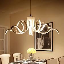 2017 neue design d65cm moderne kronleuchter für wohnzimmer esszimmer acryl aluminium körper led beleuchtung deckenleuchte leuchten