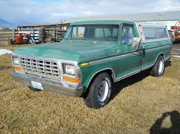 1978 Ranger Ford F100 F150 F250 F350 - Classic Ford F-100 1978 For Sale