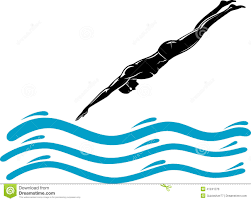 Diving Board Clip Art
