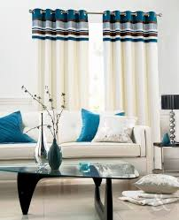 Duck Egg Blue Dining Room Curtains Designs