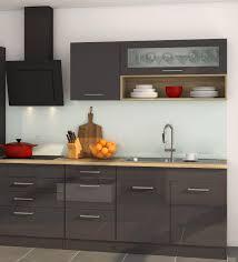 küchenzeile münchen vario 2 küche mit e geräten breite 290 cm hochglanz grau graphit