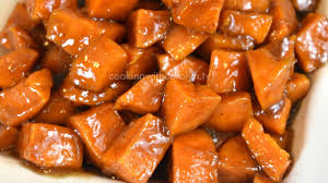CANDIED YAMS Recipe Good Ol Down Home Cookin