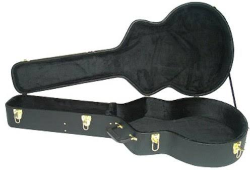 Guardian CG-020-HD Deep Hollowbody Hardshell Case