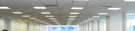 Parabolic & Lay in Drop Ceiling Lighting Fixtures