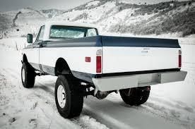 1972 Chevy K20 Truck FRAME-OFF RESTORED 400HP 350 V8, 4-SPEED MAN ...